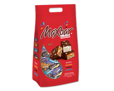 Maxbar Collection 6bag 900g
