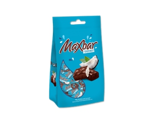 Maxbar Coconut 12bag 430g