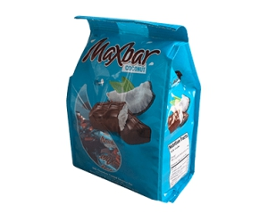 Maxbar Coconut 12bag 142g