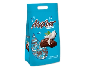 Maxbar Coconut 6bag 900g