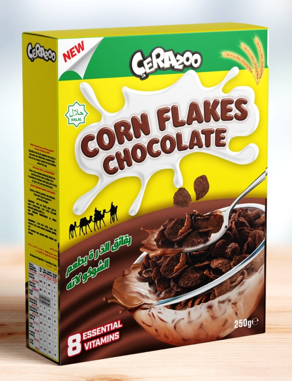 Corn Flakes Chocolate