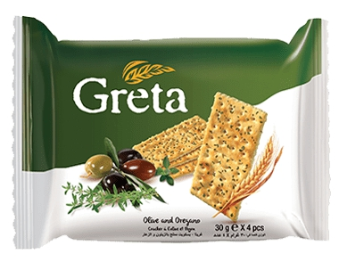 Greta Olive & Oregano 24MP 4pcs 30g