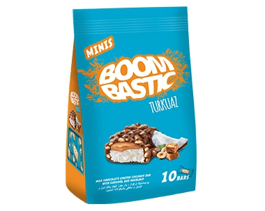 Boombastic Turkuaz Mini 12bag 125g
